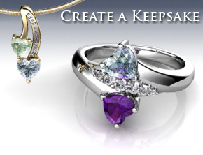 create a jewelry keepsake